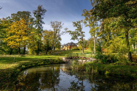 Photo free Bogstad Manor house, Boglarka farm, Oslo