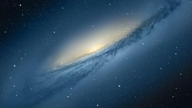 Галактика млечный путь · бесплатное фото