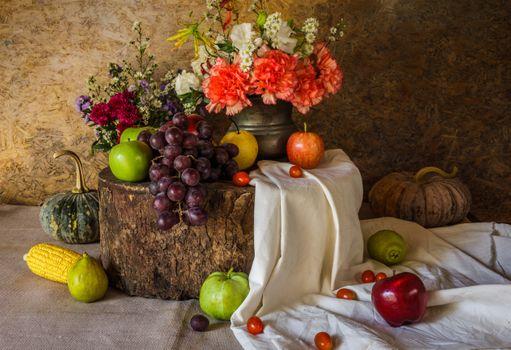 Photo free harvest, assorted, vegetables
