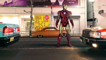 Photo free Iron Man, Superheroes, Artist