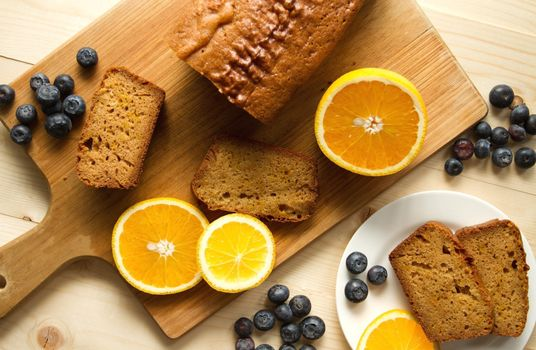 Photo free baking, cake, berries