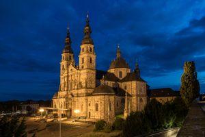 Бесплатные фото Германия,Фульда,Гессен,Делавэр,Дом,кафедральный собор,здание