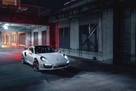 Фото бесплатно Porsche 911, Автомобили, Behance