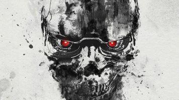 Фото бесплатно Terminator 6, Terminator Dark Fate, 2019 Movies