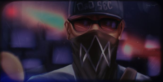 Photo free Watch Dogs 2, Games, Artwork