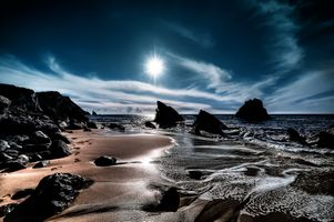Бесплатные фото Adraga,пляж,Лиссабон,Португалия,море,волны,скалы