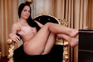 Фото бесплатно сексуальная, сексуальная девушка, Люси Кент ака Меган