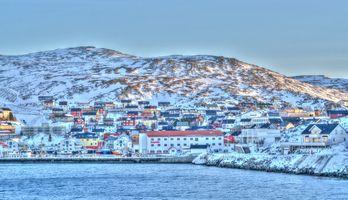Photo free scandinavia, norway, cityscape