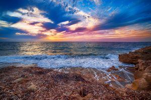 Фото бесплатно побережье, пляж, берег