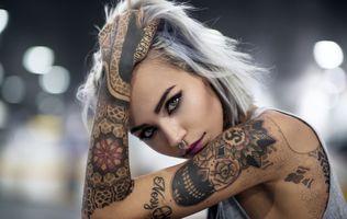 Бесплатные фото Felisja,Woman,девушка,девушки,макияж,лицо,косметика