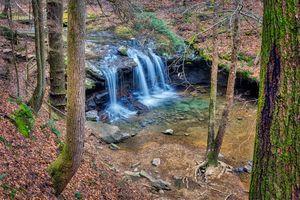 Фото бесплатно ручей, природа, скалы
