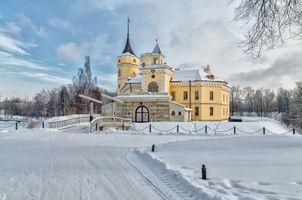 Замок Бип в Павловске 5 · бесплатное фото
