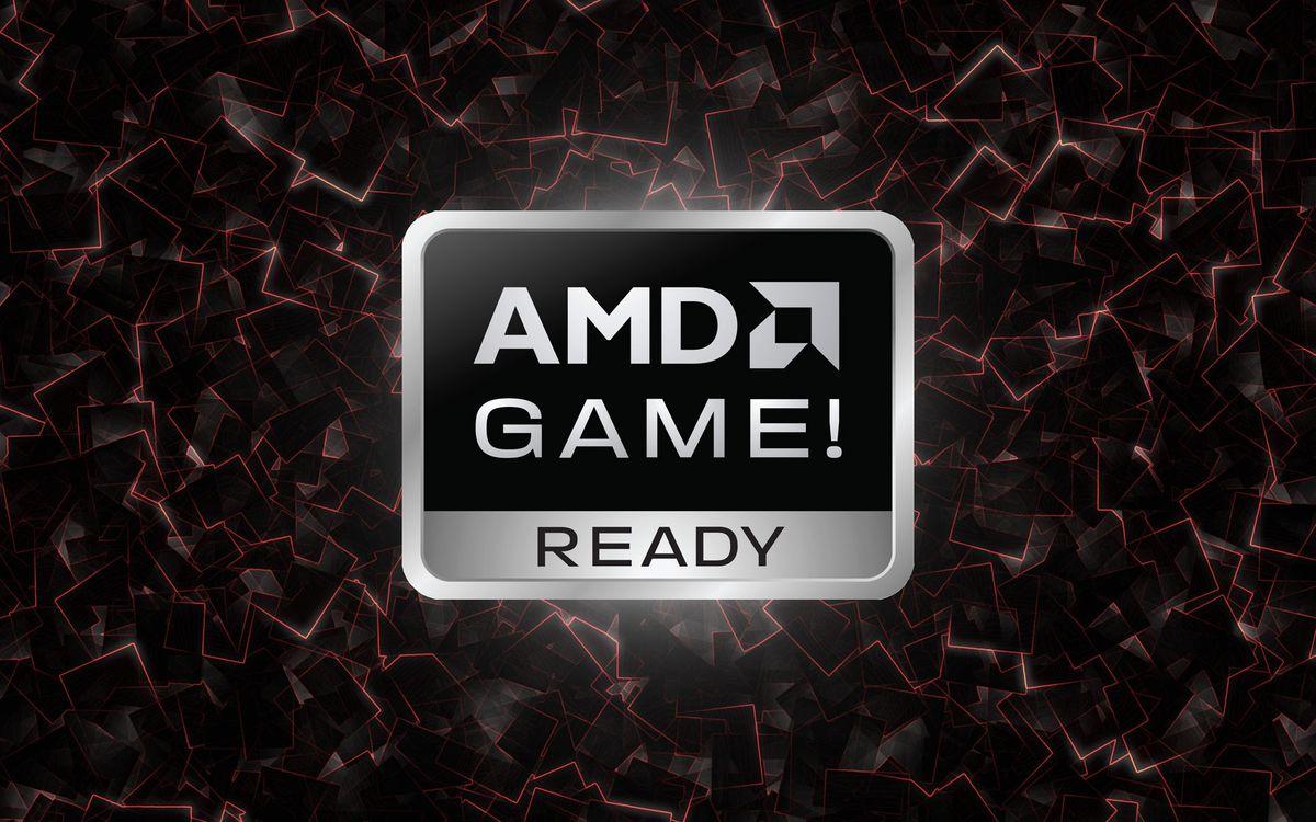 Фото бесплатно AMD, логотип, фирма - на рабочий стол