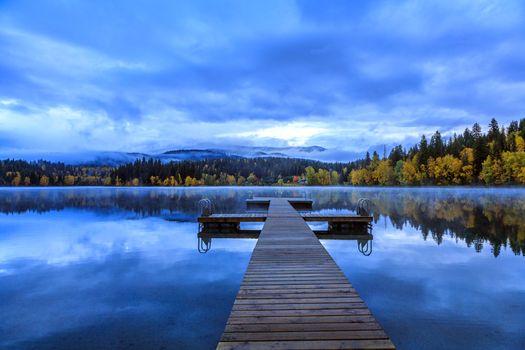Фото бесплатно осень, канада, британская колумбия