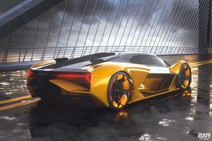 Заставки Lamborghini Terzo Millennio, Lamborghini, концепт-кары