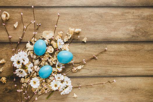 Фото бесплатно Христос Воскресе, пасхальные яйца, воистину воскрес