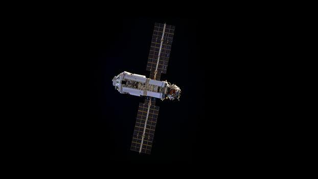 Фото бесплатно МКС, Международная космическая станция, Космос