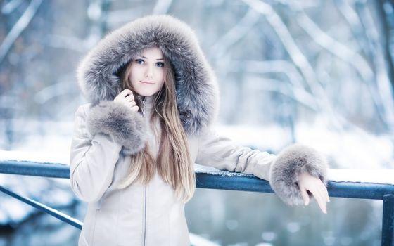 Фото бесплатно блондинка, модель, гладкая кожа