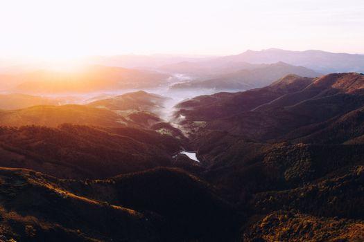 Фото бесплатно пейзаж, пустыня, гора