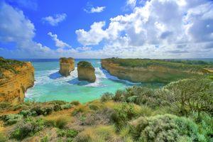 Фото бесплатно Австралия, Пляж, пейзаж