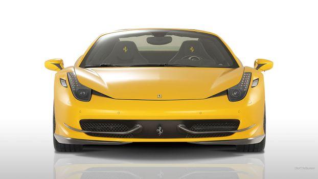 Фото бесплатно ferrari 458, суперкары, автомобиль