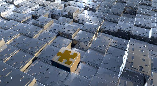 Фото бесплатно кубов, куб, puzzle