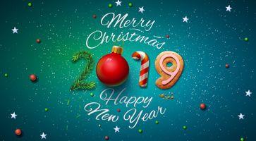 Фото бесплатно фон, с новым годом, элементы
