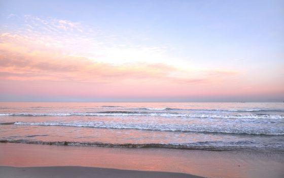 Photo free waves, sunrise, beach