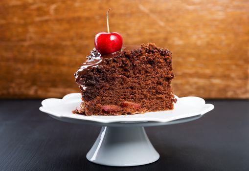 Photo free cake, chocolate, cream