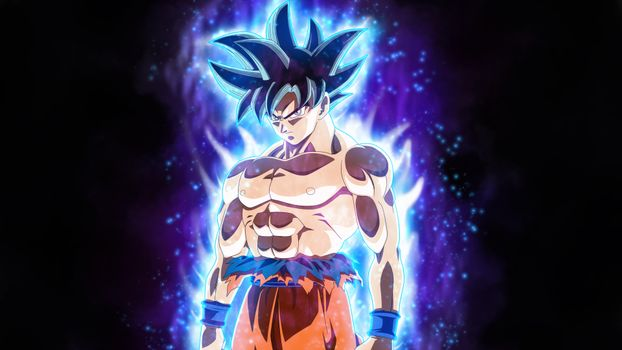 Photo free Dragon Ball Super Son Goku, Ultra Instinct