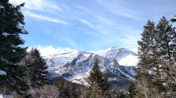 Фото бесплатно холмы, лед, горы