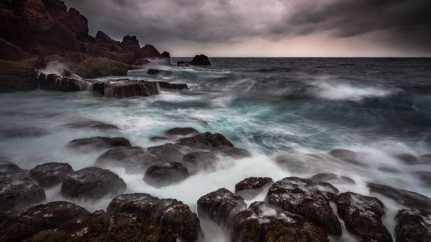 Melancholic landscape · free photo