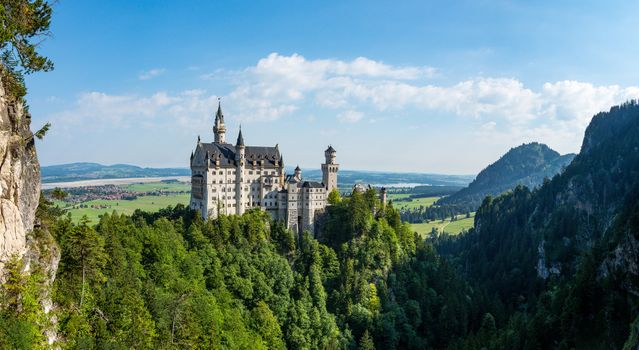 Photo free hohenswangau, Germany, neushwanstein