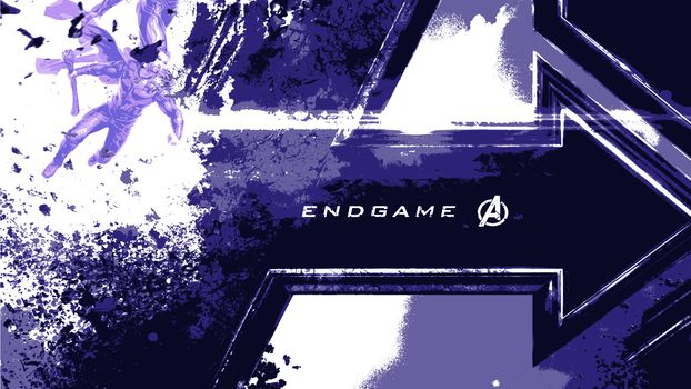 Photo free Avengers End Game, Logo, Movies
