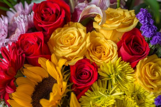Photo free flowers, bouquet, times