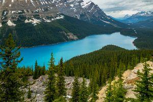 Фото бесплатно небо, Alberta, природа
