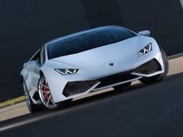 Бесплатные фото supercar,Lamborghini,Huracan,LP-610-4,2014