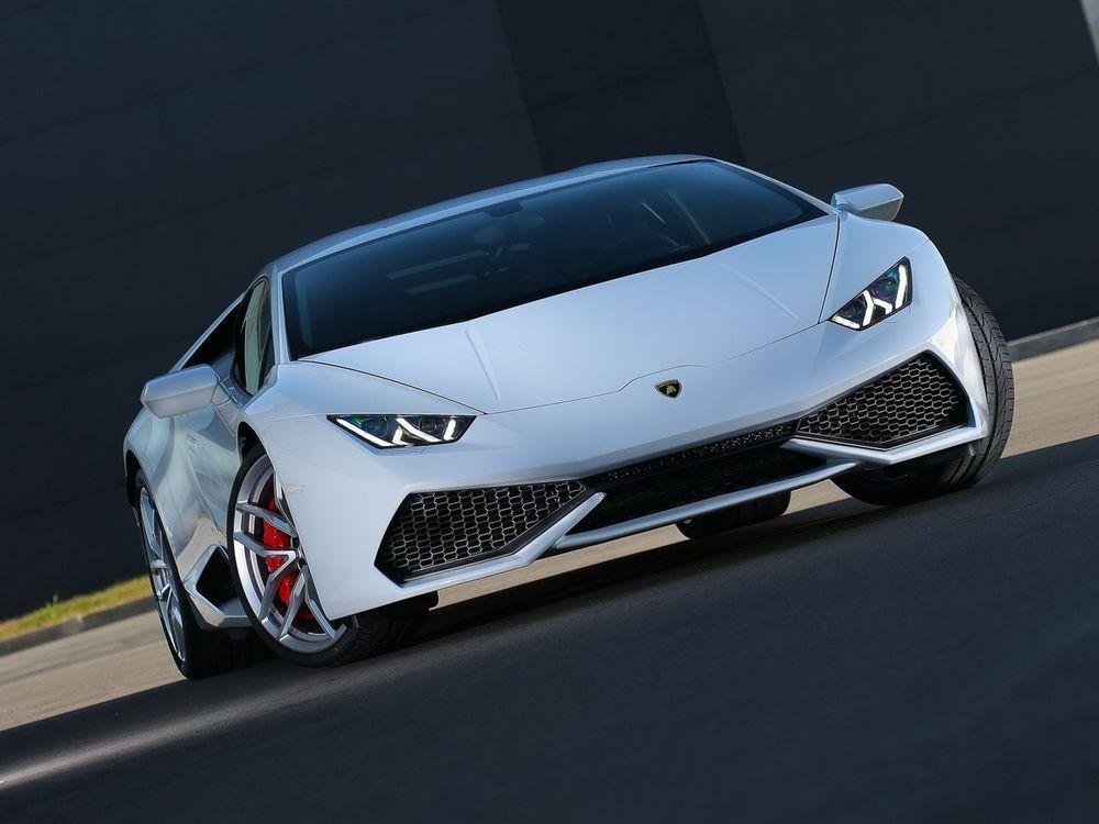 Обои supercar, Lamborghini, Huracan, LP-610-4, 2014 картинки на телефон
