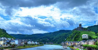 Фото бесплатно Cochem, Mosel Valley, Germany