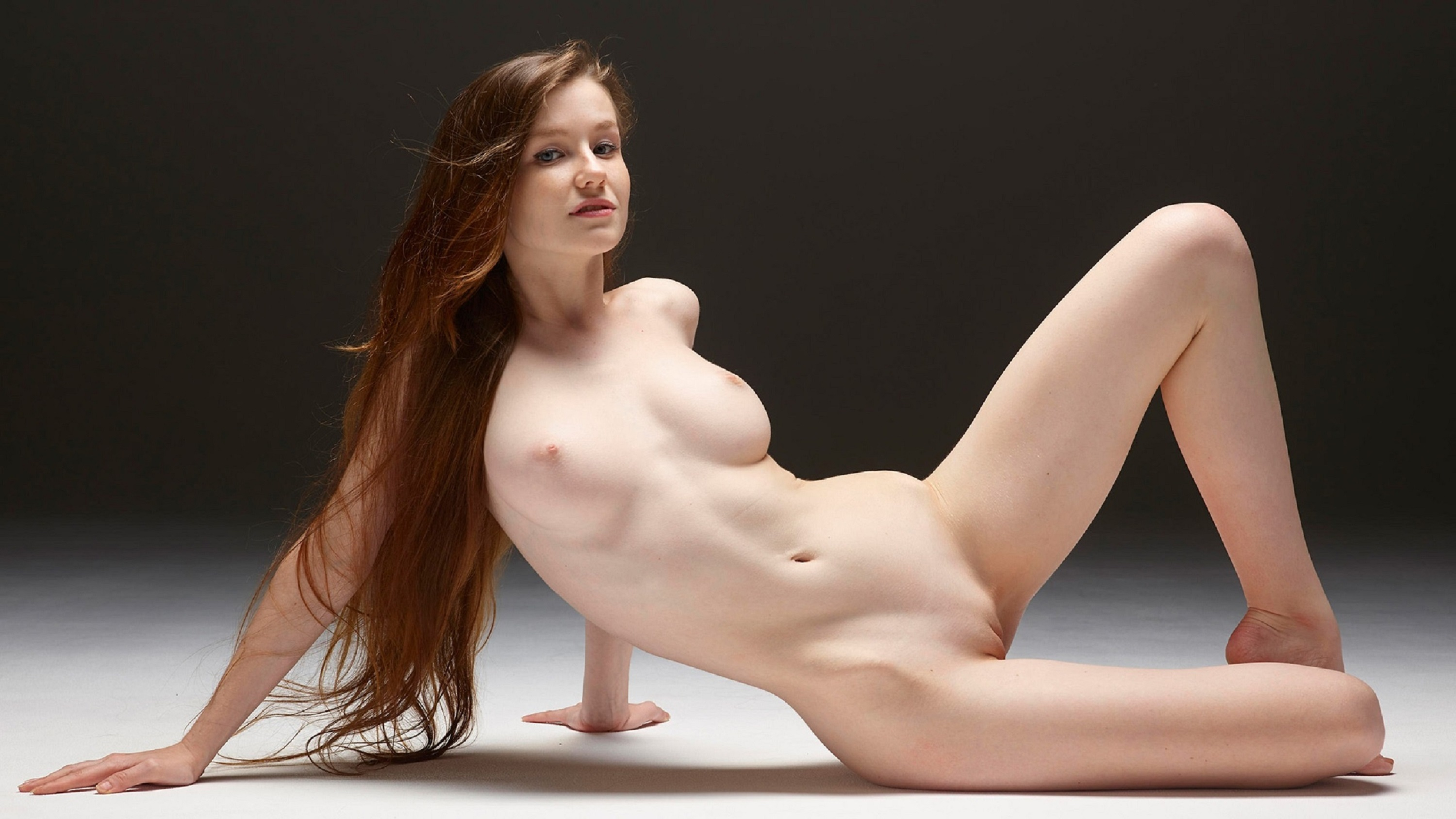 Suffer nude models, incredible topless video