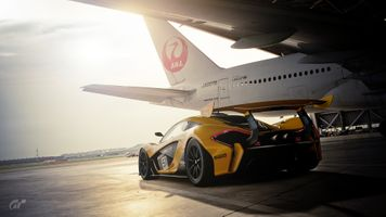Фото бесплатно Gran Turismo Sport, игры, гонки