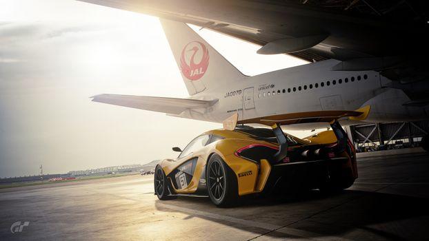 Photo free Gran Turismo Sport, sports, race
