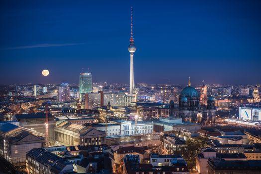 Фото бесплатно ночь, архитектура, город