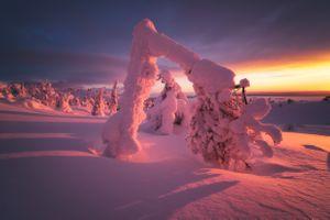 Краски Кольского полуострова · бесплатное фото