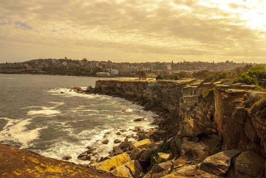 Photo free apocalypse, cliffs, coast