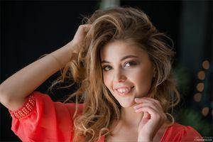 Фото бесплатно Кейтлин, портретное фото, сексуальная девушка