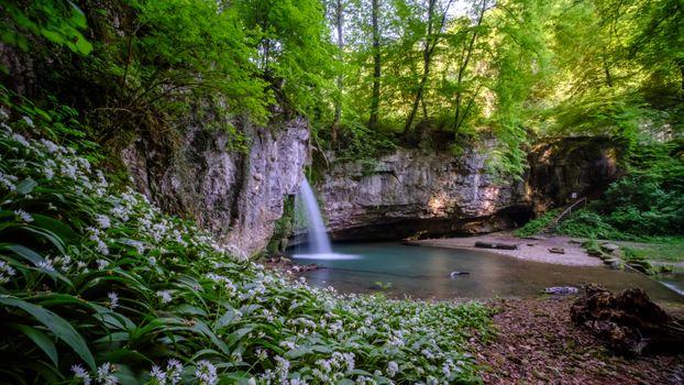 Фото бесплатно спуск, лестницы, пейзаж