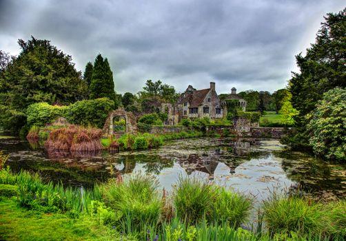 Фото бесплатно Великобритания, пейзаж, деревья