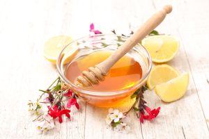 Мёд и лимоны · бесплатное фото