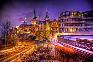 Photo free The Dolder Grand, Zurich, Switzerland